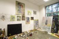 Atelieransicht 2013