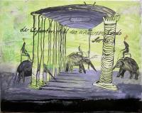 Der Elefantenstall des schwarzen Lords